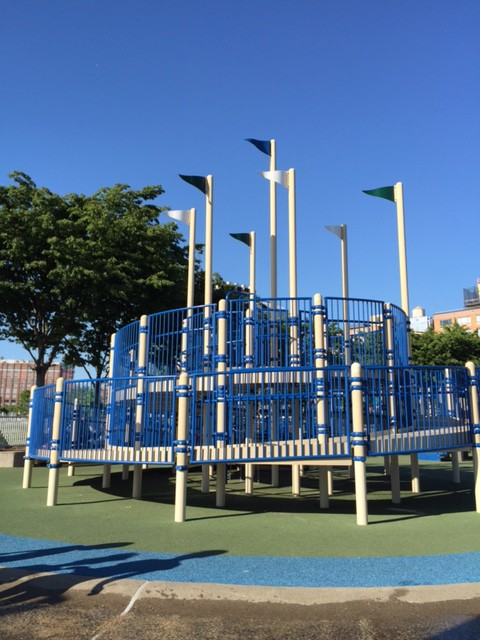 River Park PIer 51 in NYC - Click the link to check it out http://wp.me/p5Jjr7-aK