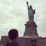 Visiting the Statue of Liberty with Kids