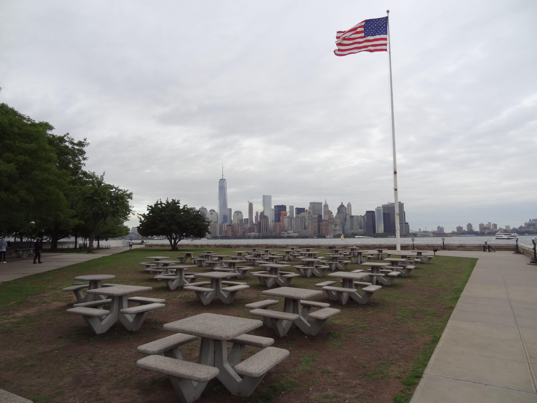 Ellis Island Picnic Area
