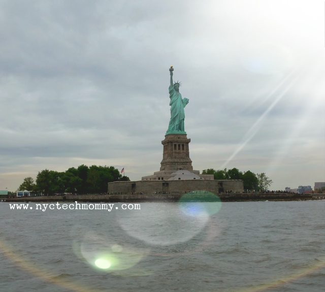 Visiting the Statue of Liberty and Ellis Island with Kids - Check out my 5 tips by clicking the link http://wp.me/p5Jjr7-cm