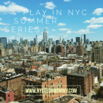 Play in NYC Summer Series - Check out our latest family FUN adventure visiting the Statue of Liberty and Ellis Island