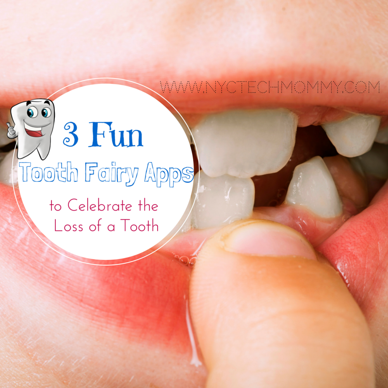 3 FUN Tooth Fairy Apps to Celebrate the Loss of a Tooth http://wp.me/p5Jjr7-jl