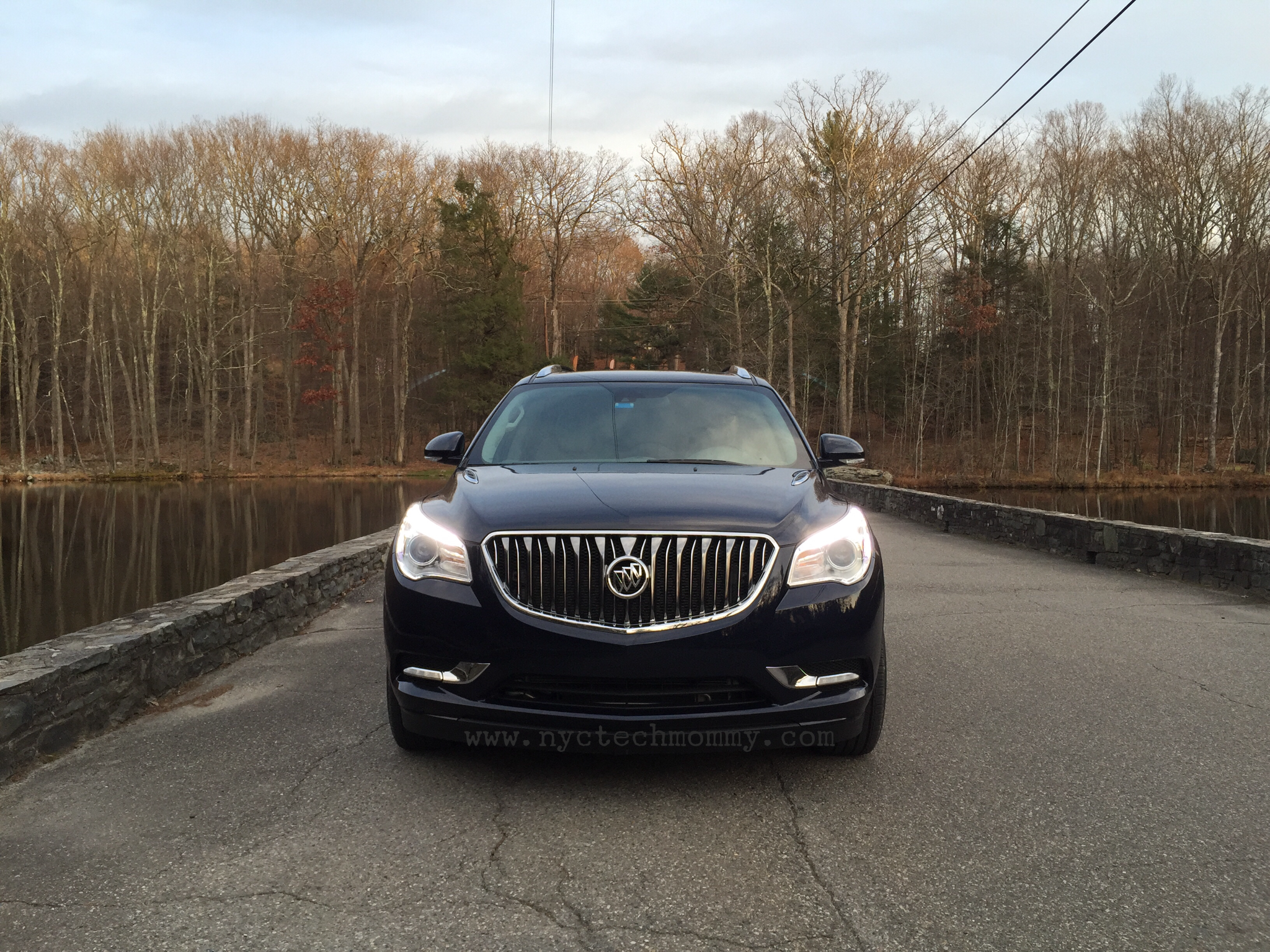 Buick Enclave Test Drive