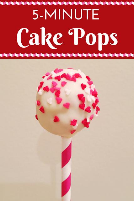 5-Minute Cake Pops
