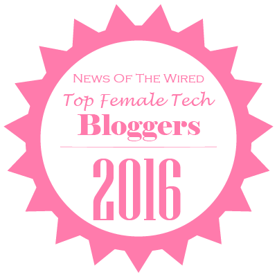 News of the Wired Top Female Tech Bloggers 2016