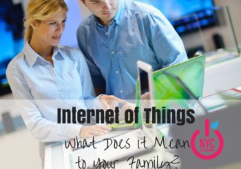 """Internet of Things"" has become one of those semi-annoying tech buzz terms that no one seems to fully understand. But what does it mean to your family? Learn how the Internet of Things is changing our homes, how we communicate and even how we keep track of what are kids are up to."