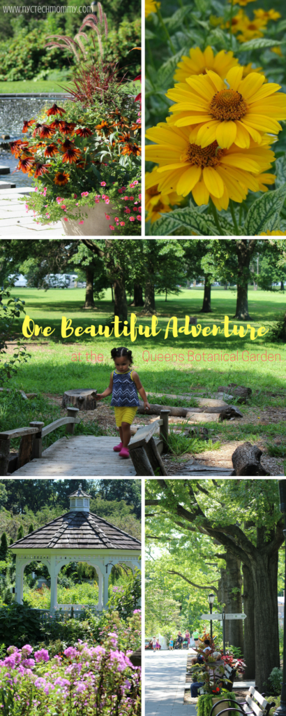 One Beautiful Adventure at the Queens Botanical Garden