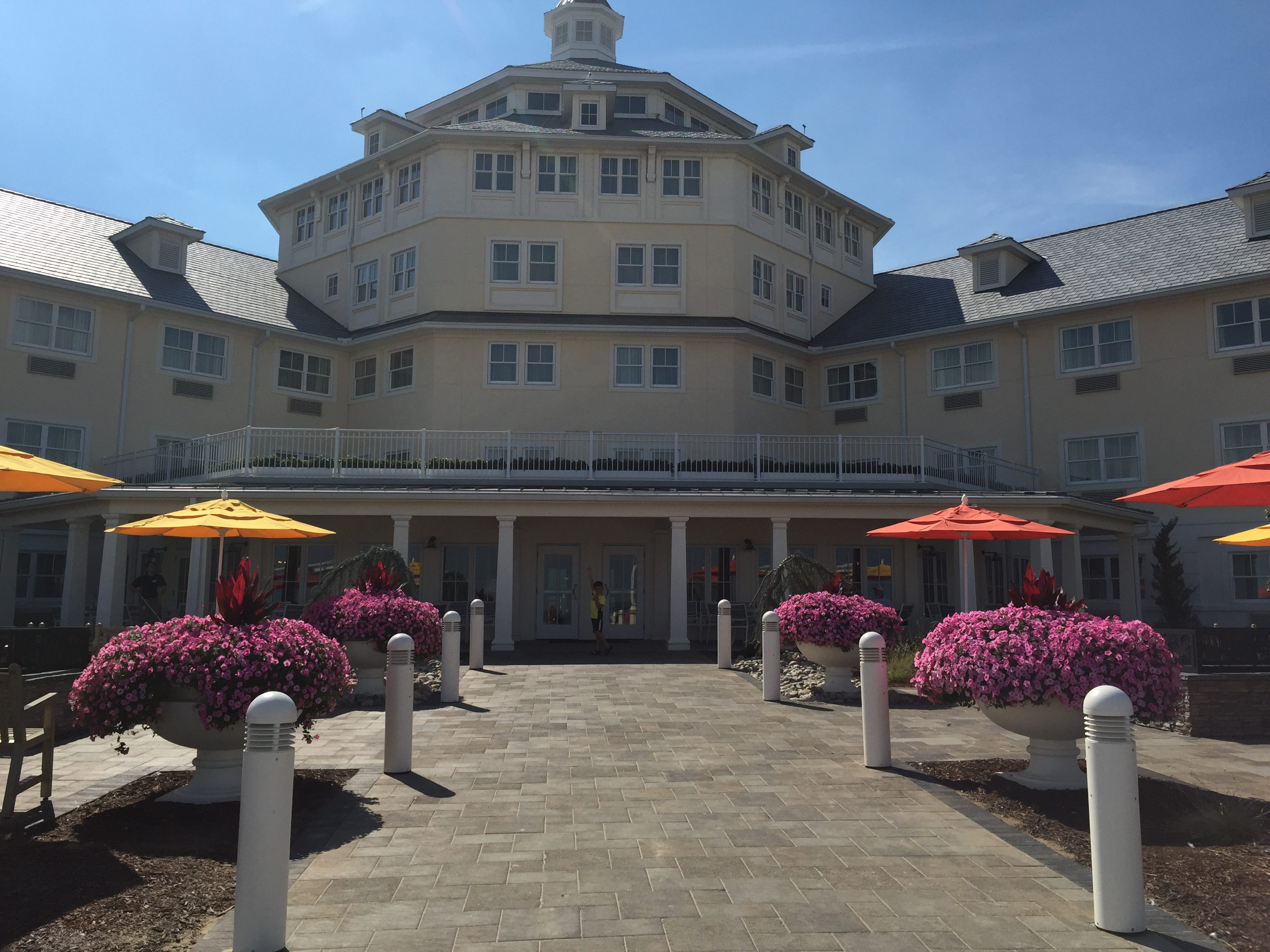 Hotel Breakers at Cedar Point - The perfect place to stay with the family