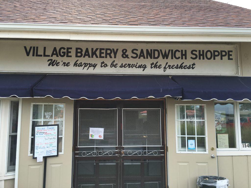 Village Bakery and Sandwich Shoppe