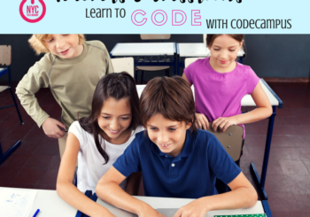 Teachers can be coders! Teachers and classrooms learn to code with codeCampus -- completely FREE for K-6 teachers -- short & fun #coding lessons & activities