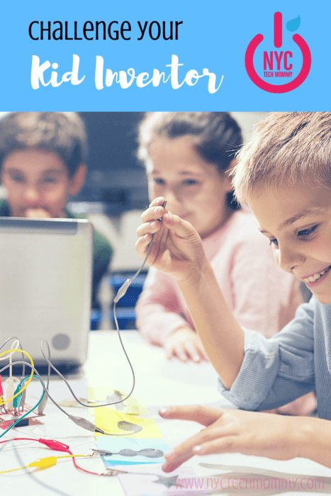 Here is your chance to encourage and challenge your kid inventor! Learn about two upcoming kid inventor competitions to help make their dreams reality!