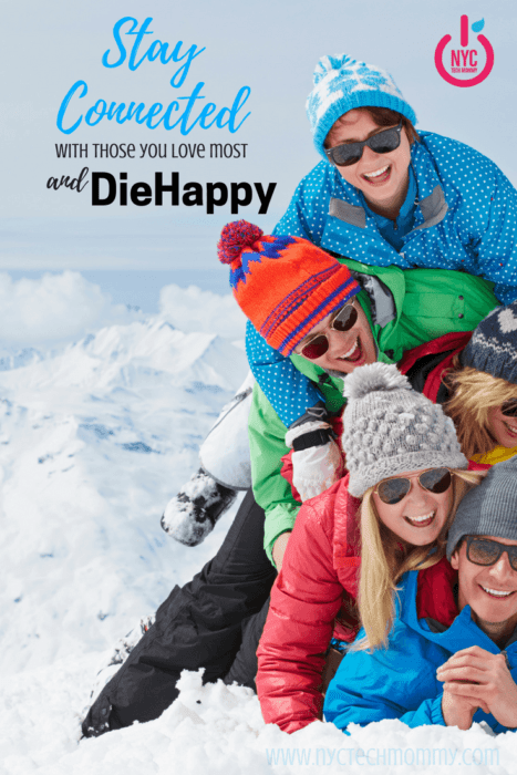 Learn how to be intentional about spending time on relationships that matter most to you! The DieHappy app lets you stay connected to those you love most.