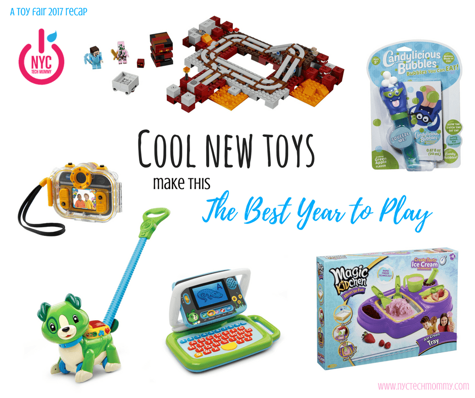 Cool New Toys : Toy fair cool new toys make this the best year to