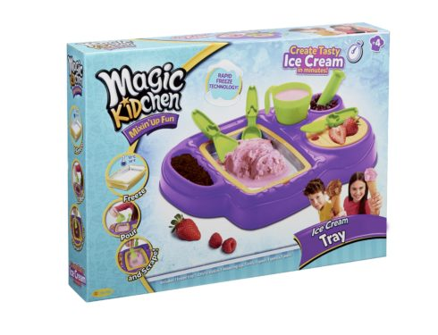 New Cool Toys Unveiled at Toy Fair 2017 - Magic KIDchen Ice Cream Magic Tray from Little Kids