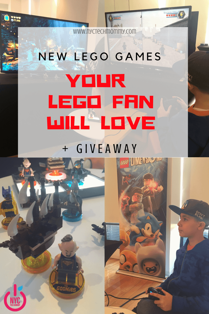 Check out these new LEGO Games your kids will love -- LEGO City Undercover, LEGO Worlds & LEGO Dimensions. PLUS enter to win your own copy of LEGO Worlds!