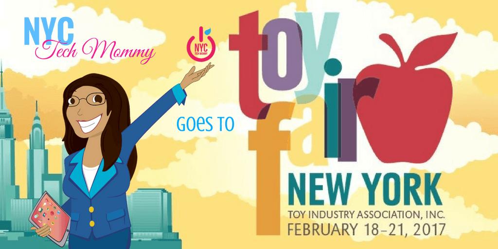 NYCTechMommy Goest to Toy Fair NY