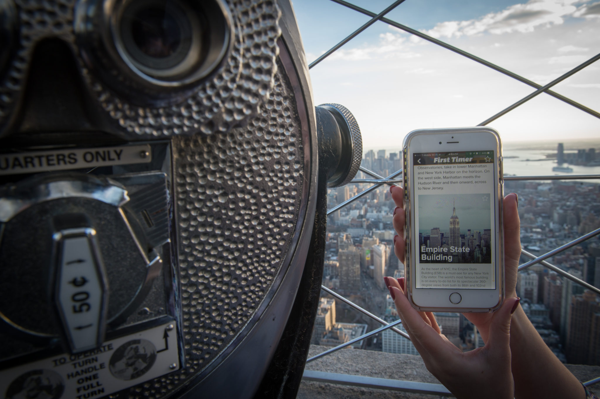See the best of Midtown Manhattan with the Destination Midtown App