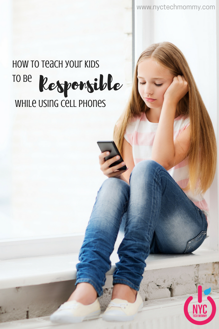 How to Teach Your Kids to be Responsible While Using Cell ...