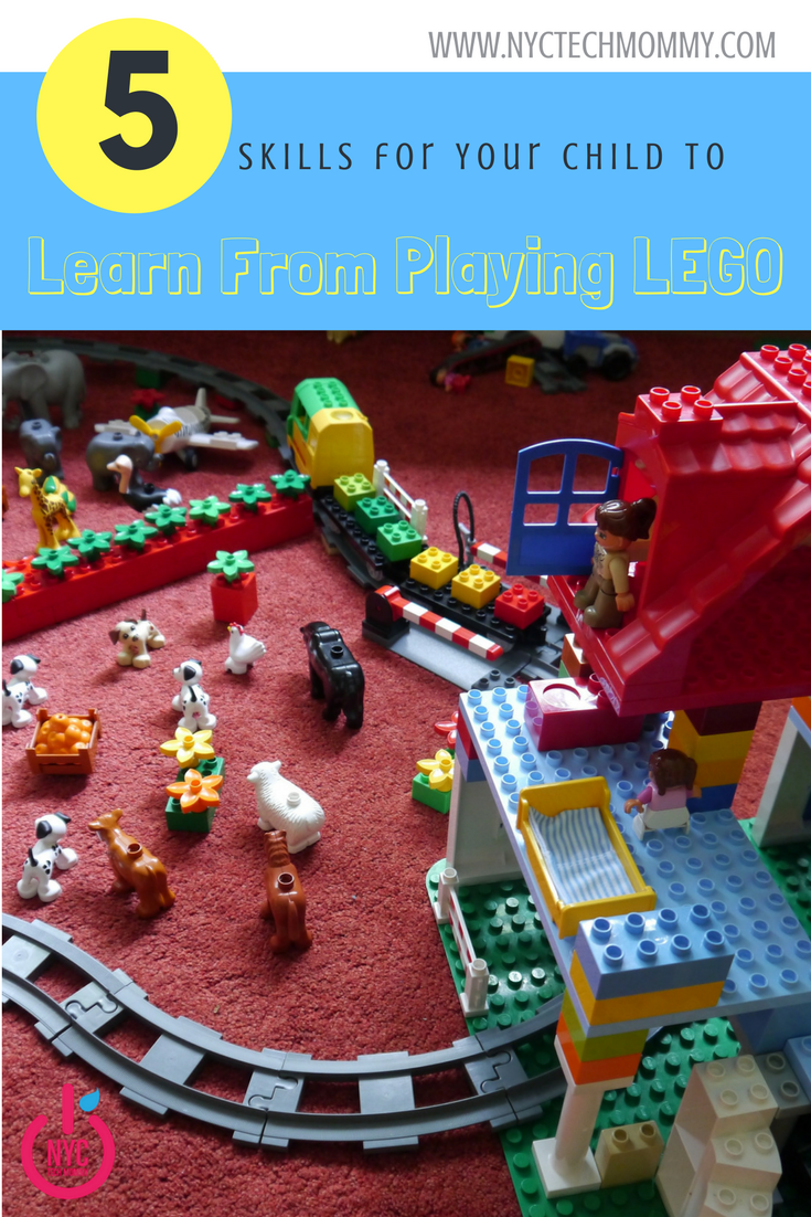 Are your kids into LEGOs? Do they love building with LEGOs? Let us walk us through the 5 skills for your child to learn from playing LEGO at home.