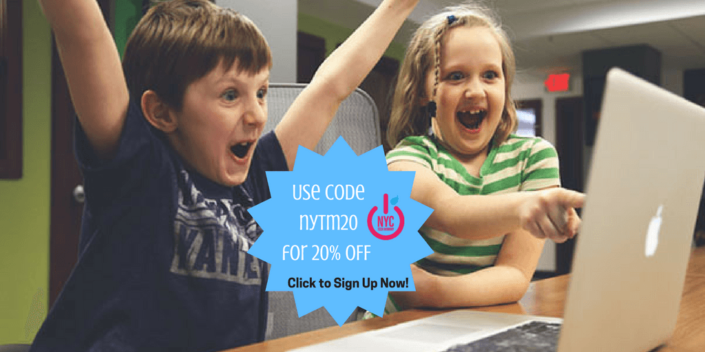 What's your kid up to this summer? Have you hear of Connected Camps -- Online Minecraft Summer Camps your kids will love! Use code NYCTM20 and get 20% when you sign up.