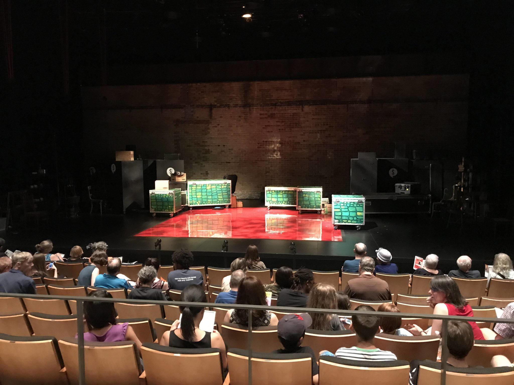 Alligator Pie: An absolutely delightful award-wining must-see Off-Broadway musical for the family that celebrates the written word and reminds you to be a kid again!