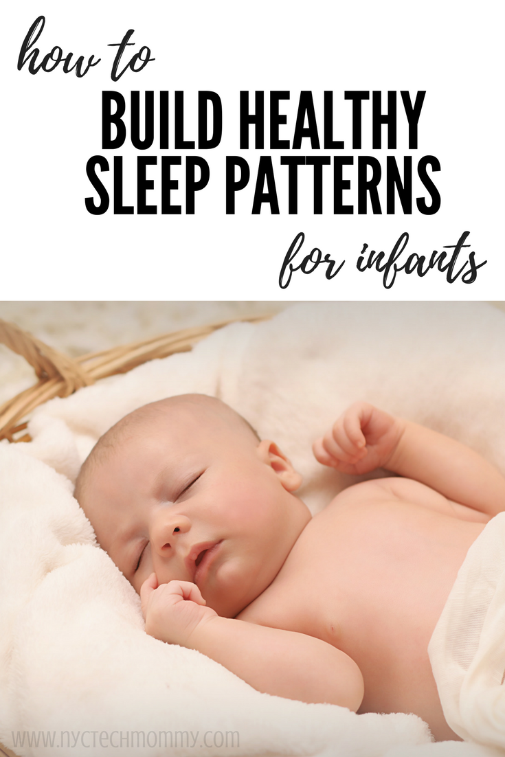 Build Healthy Sleep Patterns in Infants with these 5 Tips