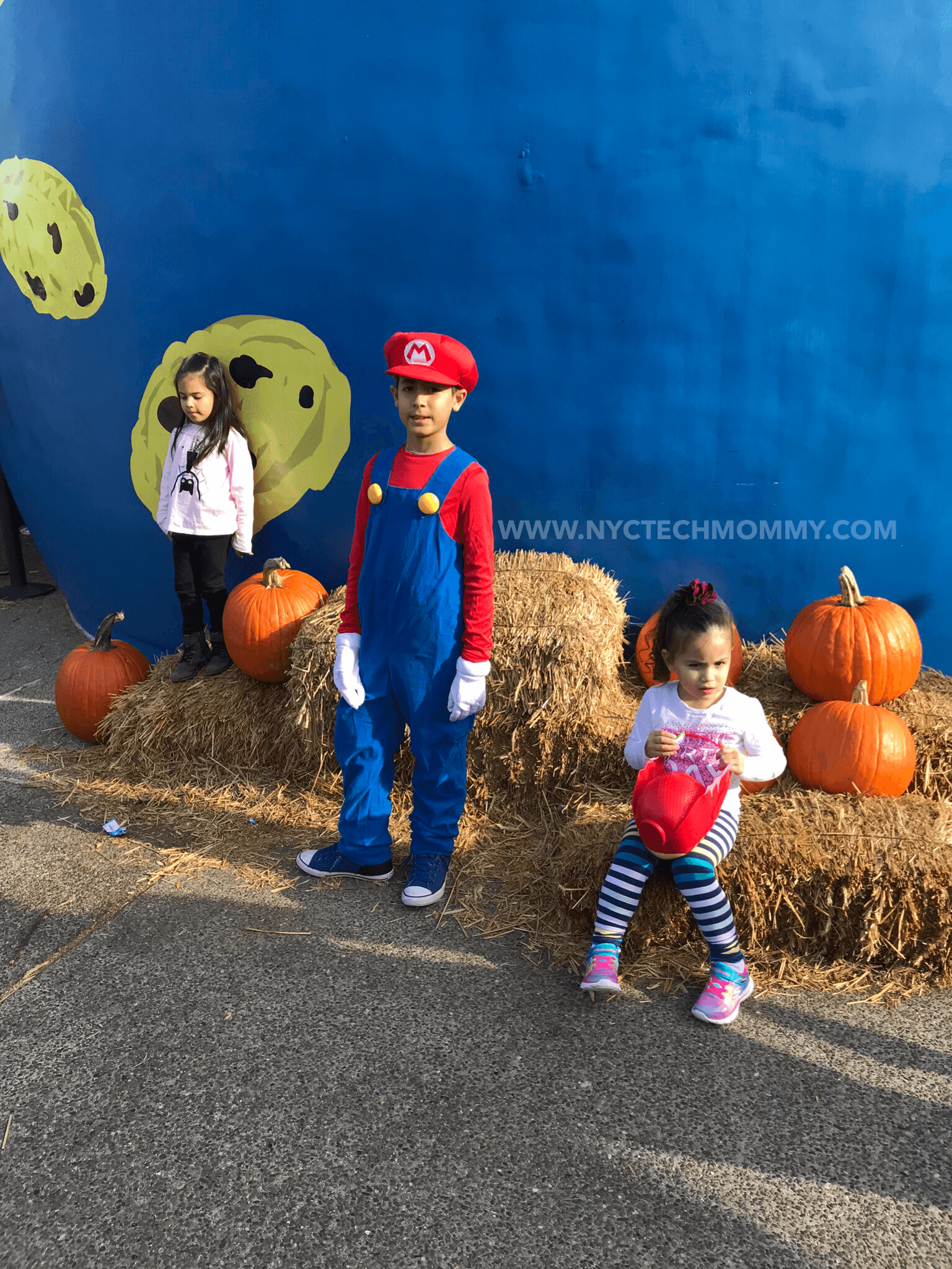 Fall Fun at Sesame Place