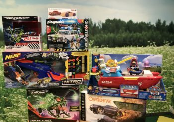 Vehicle Toy of the Year Award Nominees + Giveaway #TOTY2018