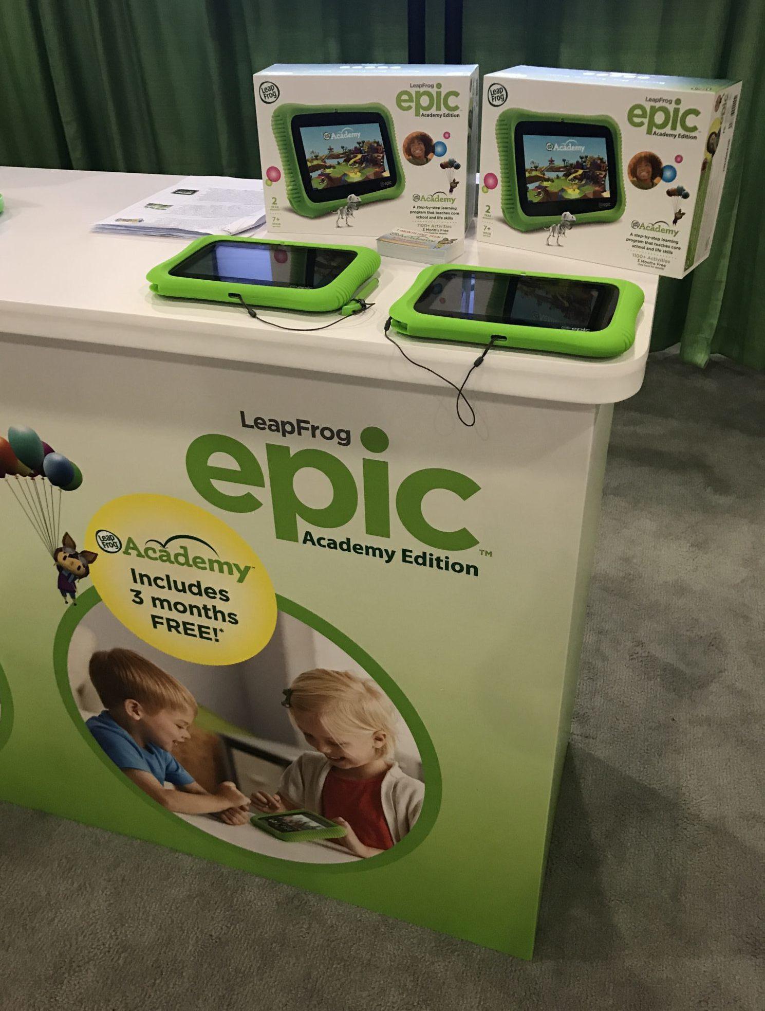 Leap Frog Epic Kids Tablet