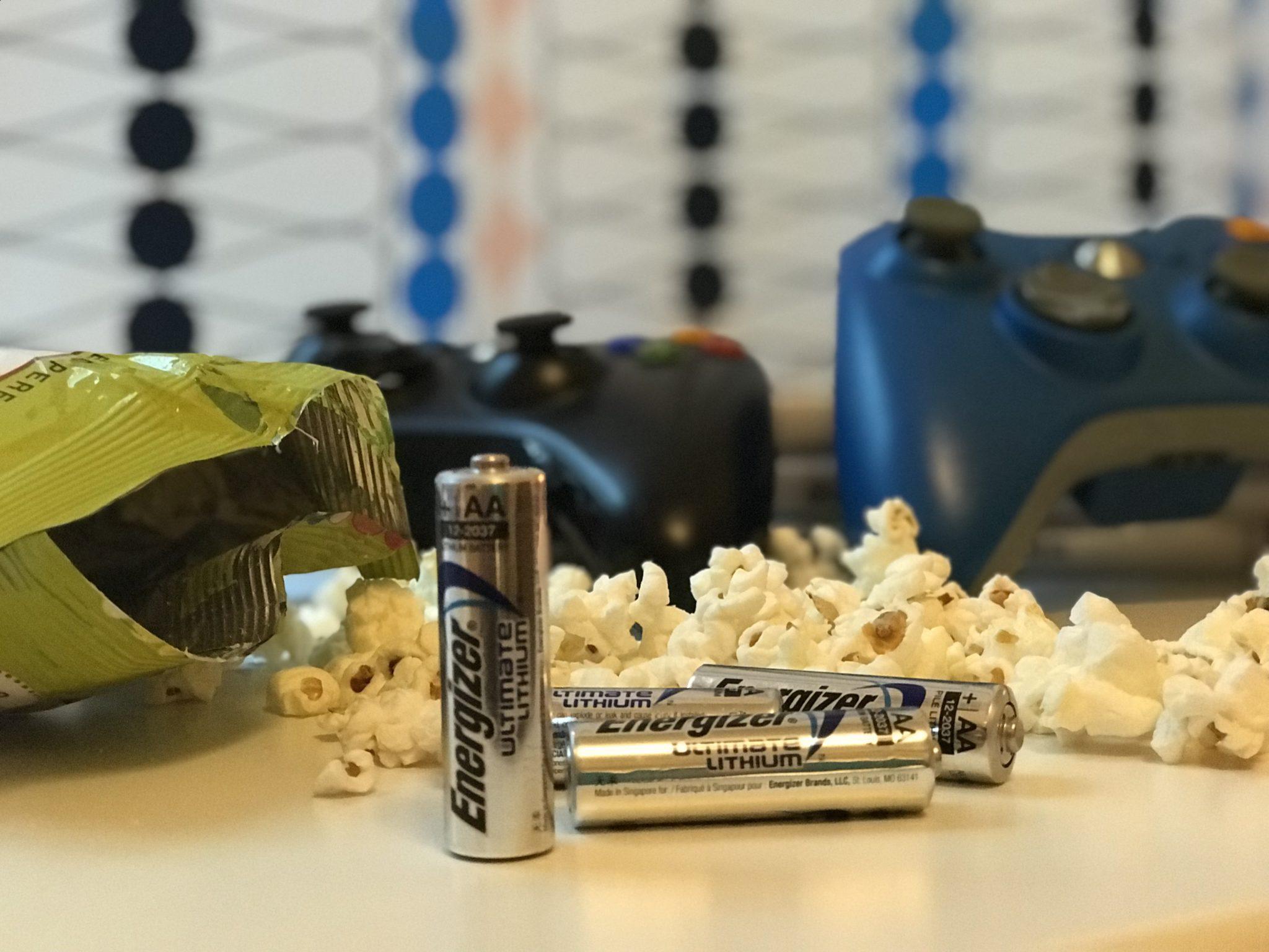 Energizer & Family Gaming Night