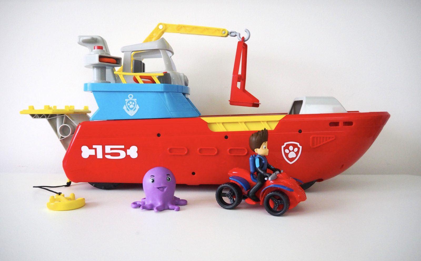 Paw Patrol Sea Patroller Toy