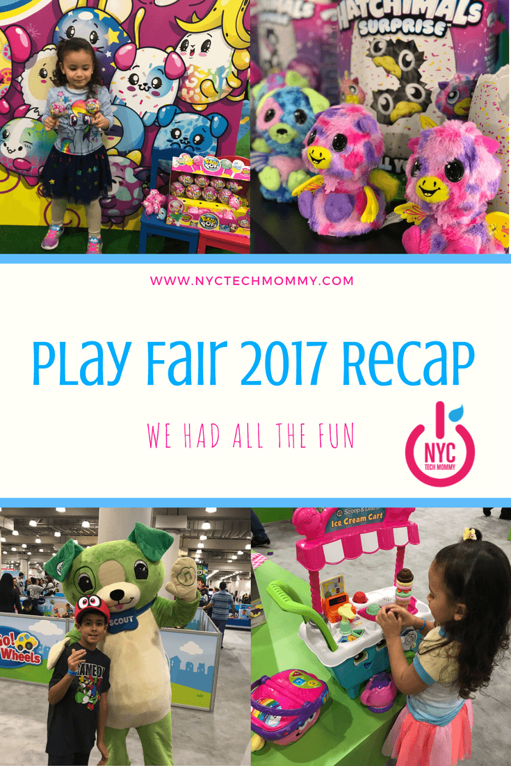 Play Fair is a celebration of play and entertainment for kids of all ages! Check out all the highlights from this family-friendly event. We had all the fun at Play Fair 2017 - Here's our recap, video included!