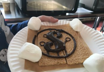 Sue's Tech Kitchen - 3D Printed S'mores