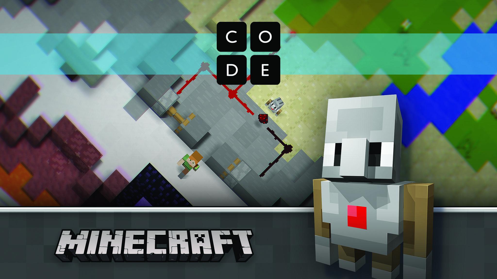Minecraft Hour of Code