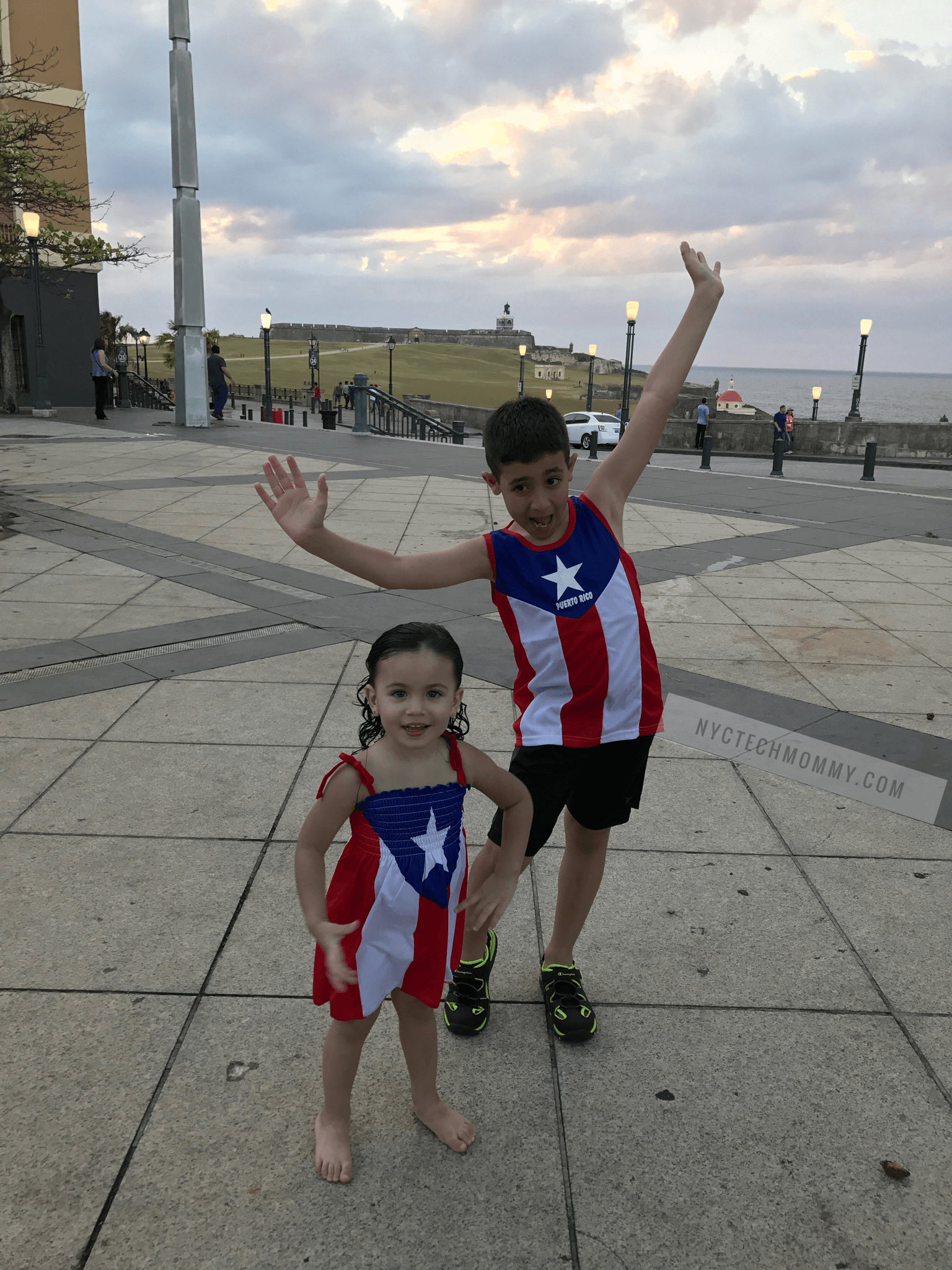 Visiting Puerto Rico with Kids