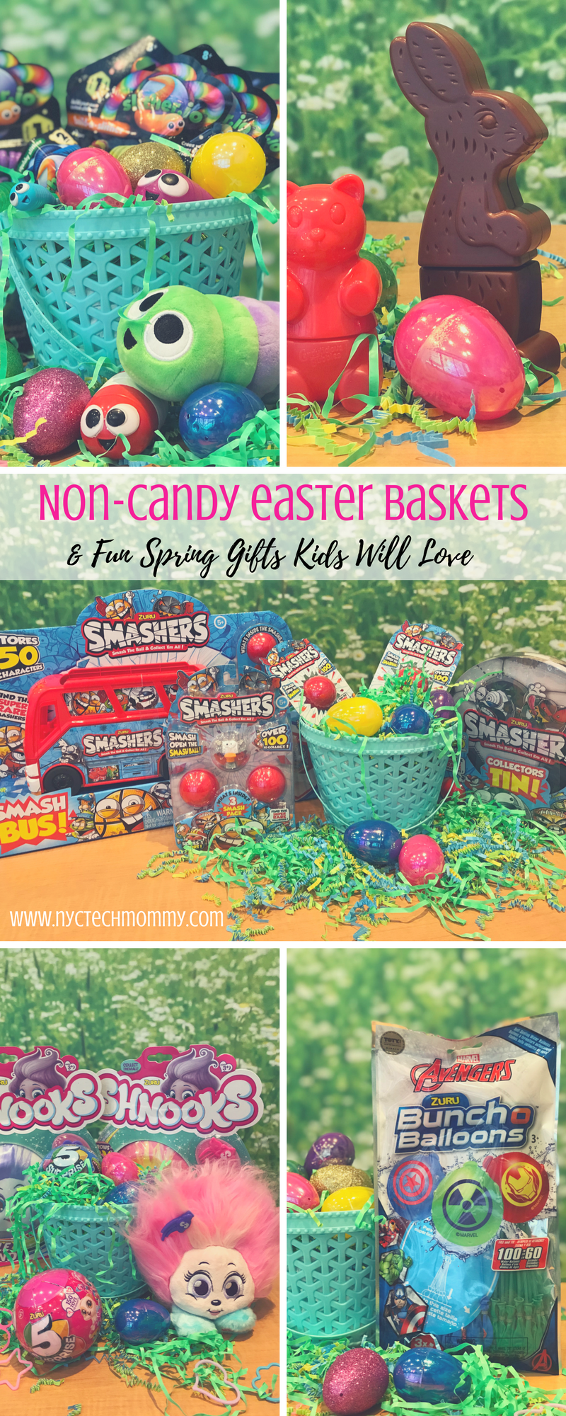 Non candy easter baskets and fun spring gifts kids will love dont you think your kids might like these non candy easter baskets and fun spring gifts too negle Choice Image