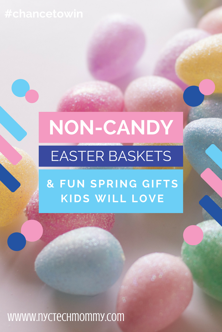 Non candy easter baskets and fun spring gifts kids will love negle Choice Image